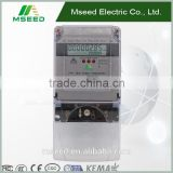 DDS3666 Single Phase Standrd IC Card Two Wire LCD Display* Electronic Power Meter with competitive price