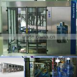 20 liter water bottle filling line/5 gallon mineral water and drinking water filling machine