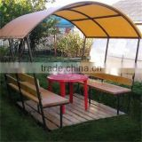 foshan tonon polycarbonate sheet manufacturer curved plastic plates made in China (TN0391)