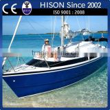 China manufacturing Hison catamaran hull