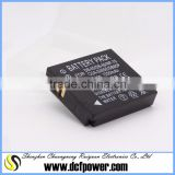 Optima DB-60 DB60 battery pack compatible with CGA-S005E NP-70 for Lumix DMC-LX1 DMC-LX2 DMC-LX3 camera