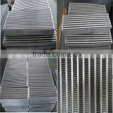 Gold supplier of aluminum bar and plate intercooler core / intercooler core / oil coolercore