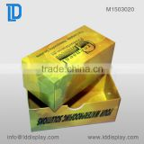 Factory price OEM/ODM cardboard gift boxes & paper gift packaging boxes & wine packaging boxes