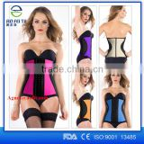 China new high quality products rubber women waist trainer corest for postpartum belly band of lady apparel
