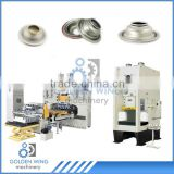 Aerosol/Spray Cap Cone and Dome Making Line/Air Freshener/Chemical Gas Tin Can Making Machine