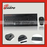 standard wireless mouse keyboard china market of electronic H700