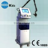 Non-ablative rf tube fractional Laser