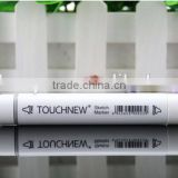 168COLOURS TOUCHNEW DUAL TIPS PERMANENT ARTIST MARKERS