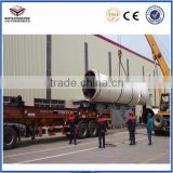 [ROTEX MASTER] Energy Saving Chemical Coal Rotary Drum Dryer For Wood Sawdust / Fertilizer