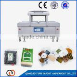 Industrial /commercial TUNE-500/2S Double chamber room vacuum packing machine for fish /meat/pork/ beef jerky