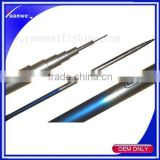High quality telescopic pole fishing