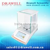 FA1204 0.1mg Lab Touch Screen Magnetic Analytical Balance with external calibration/internal calibration for choice