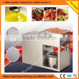 Commercial black seed oil press machine