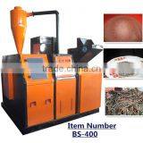 Waste wire recycle machine cable physical separation equipment waste electrical cable disposal recycling machinery