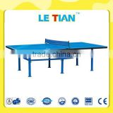 Blue color gym exercise facilities equipment table tennis LT-2113I