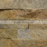 Culture Stone Wall Cladding BROWN QUARTZ-SW2