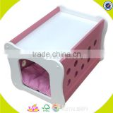 wholesale top fashion children wooden animal bed best sale kids wooden animal bed W06F003