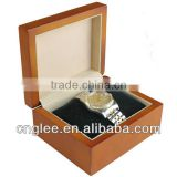 Hot Sale single wooden wrist packing watch boxes