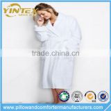 100% China factory terry fabric comfortable egyptian cotton bathrobe Terry Bathrobe Wholesale