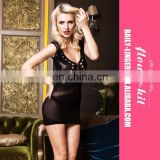 Newest Fashion Sexy Nightwear Babydoll Lingerie For Women