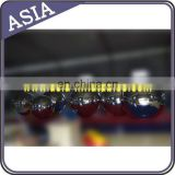 Silver Inflatable Mirror Balloon For Event,mirror ball for T Show