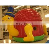 Inflatable tortoise bouncer Castle/Inflatable Jumper/playground/amusement park/inflatable Game/toy