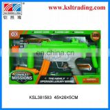 B/O guns plastic toy weapons and guns for children