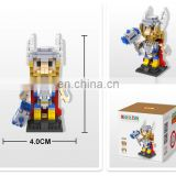 ABS Mini Building Blocks Figures Super Heroes Thor