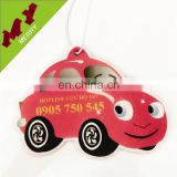 Cheap price paper car air freshener wholesale