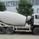 The concrete mixer truck with higher performance