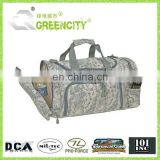 Fashionable military bags gymnastics duffel bag best travel bag