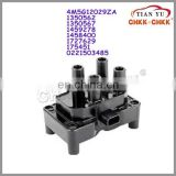 Auto ignition coil 0221503485/ 4M5G12029ZA,4M5G12029ZB/1350562,1459278/20176