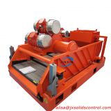 Elliptical Motion Shale Shaker
