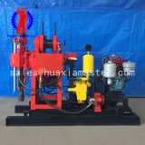 Diesel power XY-200 hydraulic water well drilling machine/geological exploration drilling rig on promotion