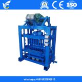 QTJ4-40 small cement brick machine /concrete brick making machine price in China
