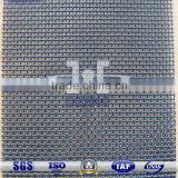 stainless steel invisible security window screen/ bullet proof window screen/ anti-theft window screen