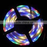5050 SMD 30/60LED/M RGB Full Color Dream Color WS2812 LED Strip Light with IP67 Waterproof Tube
