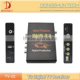 TV-T2 Car DVB-T T2 TV receiver for Russia/Thailand