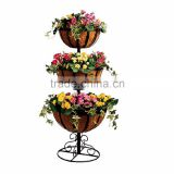 3-Tier Planter with Plant Stand