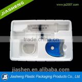 Custom PP disposable Plastic Medical Trays For Syringe Set china suppliers with competitive price