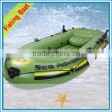 GS Approved PVC aluminum paddles 3 person inflatable boat 240x137cm fishing boat                                                                         Quality Choice                                                     Most Popular