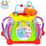 Hui le 806 happy little children educational toys game table early infant baby
