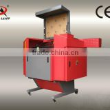 High speed nonmetal materials wood board laser engraving cutting machine for model making industry