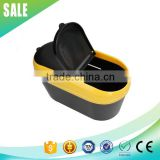 Popular sales large size ABS plastic car garbage can
