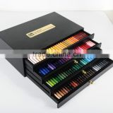 Hexagonal wooden colored pencils ,color pencils set 48,cra z art colored pencils