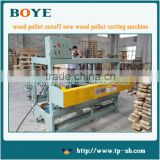 wood panel/plank end truncating saw machine BOYE factory outlet, the most satisfactory service, the best price
