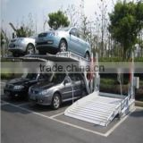 Hydraulic Luffing Simple Lifting Parking System