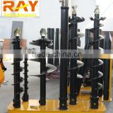 Best soil auger bits type for mini excavator
