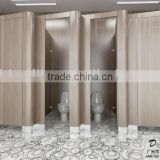 5 Star Hotel Compact Laminate Toilet Hpl Door Design