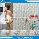 decorative lcd window film printing Non-glue 2D/3D glass protective static cling window film that changes color